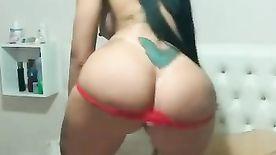 3a99255f9 Elisa Sanches Bicha Boa do Carai Tira Calcinha Vermelha Mostra Seu Xerecão