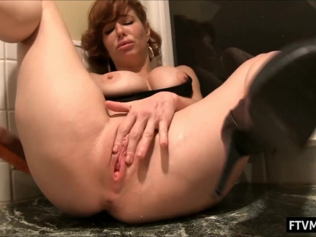 Hot fat grannie fucked by young man 8