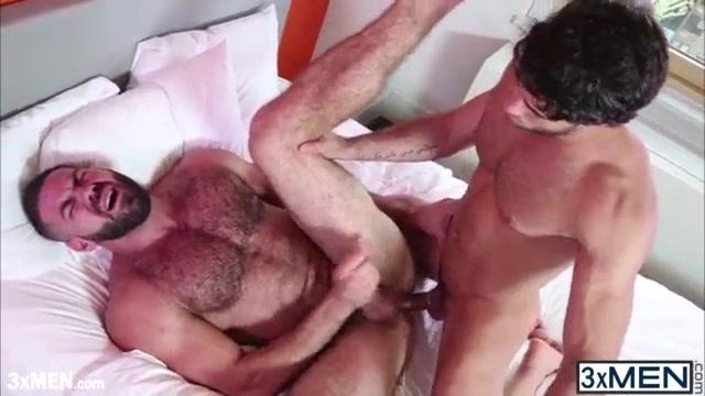 Gay pierced cock