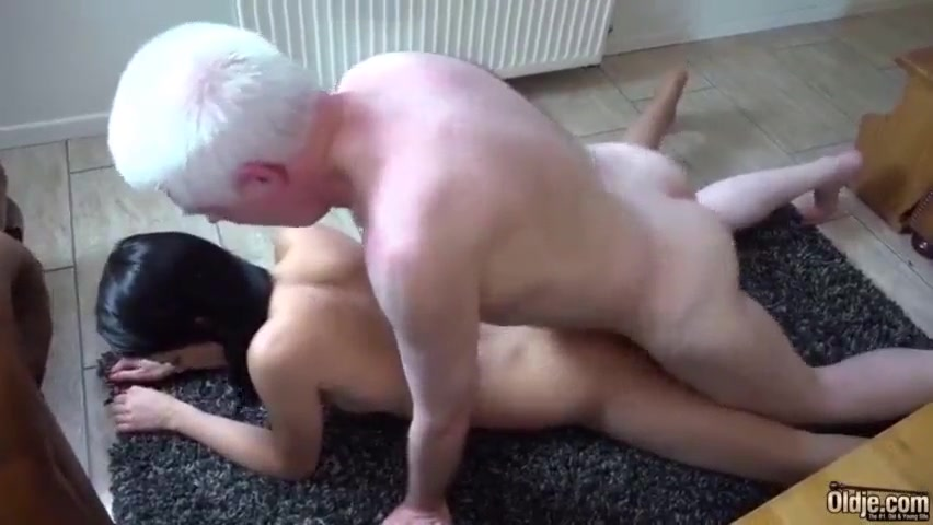 Teen fucks mature man gif — img 3