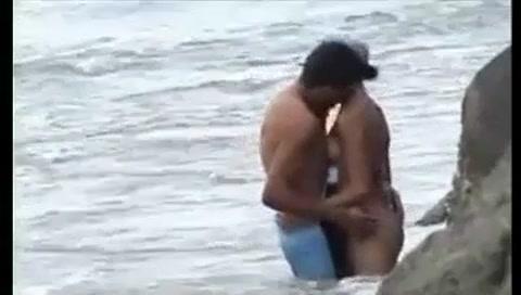 sexo com enteada praia sexo